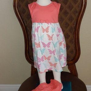 Dress w/ diaper cover
